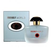 "Парфюмерная вода ""Friendly World"", 100 ml"