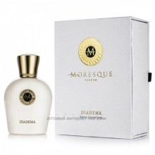 "Moresque ""Diadema White Collection"" 50 ml"