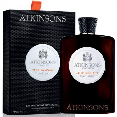 "Парфюмерная вода Atkinsons ""24 Old Bond Street Triple Extract"", 100 ml"