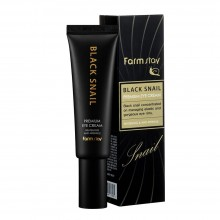 FarmStay Black Snail Premium Eye Cream