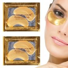 "Коллагеновые патчи для глаз ""Crystal Collagen Gold Powder Eye Mask"""