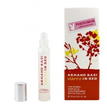 "Духи с феромонами Armand Basi ""Happy In Red"", 10ml"