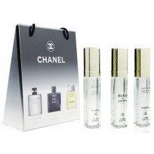 Подарочный набор Chanel, 3х15ml (мужской)