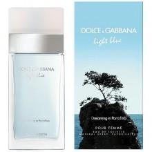 "Туалетная вода Dolce Gabbana ""Light Blue Dreaming in Portofino"", 100 ml"