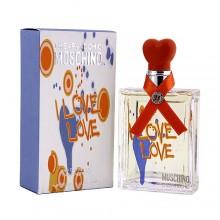 "Туалетная вода Moschino ""Cheap and Chic I Love Love"", 100 ml (новый формат)"