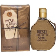 "Туалетная вода Diesel ""Fuel for Life Homme"", 75 ml"