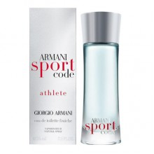 "Туалетная вода Giorgio Armani ""Armani Code Sport Athlete"", 125 ml"