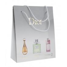 Подарочный набор Christian Dior 3x15ml