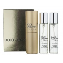 "Dolce And Gabbana ""The One"", 3х20 ml"