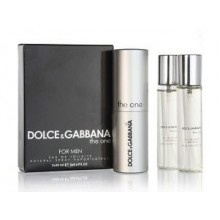 "Dolce And Gabbana ""The One For Men"", 3х20 ml"