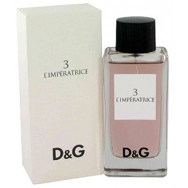 "Туалетная вода Dolce and Gabbana ""№3 L'Imperatrice"", 100 ml"