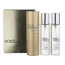 "Туалетная вода Dolce And Gabbana ""The One"", 3x20ml"
