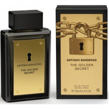 "Туалетная вода Antonio Banderas ""The Golden secret"", 100 ml"
