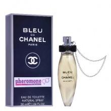 "Духи с феромонами Chanel ""Blue de Chanel"", 30ml"