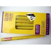 Подводка фломастер Maybelline The Extra Heavy Volum Express Eyeliner