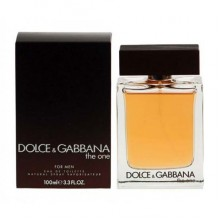 "Туалетная вода Dolce And Gabbana ""The One For Men"", 100 ml"
