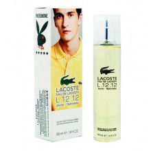 "Lacoste ""Eau de Lacoste L.12.12 Jaune Optimistic Yellow"", 55ml"