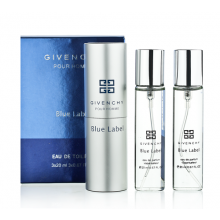 "Givenchy ""Pour Homme Blue Label"", 3х20 ml"