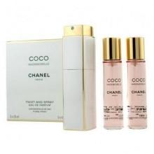 "Chanel ""Coco Mademoiselle"", 3х20 ml"