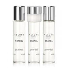 "Chanel ""Allure Homme Sport Eau Extreme"", 3х20 ml"