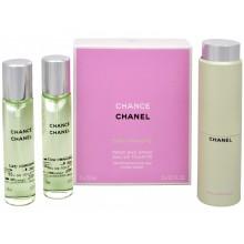 """Chanel """"Chance Eau Fraiche"""", 3х20 ml"""