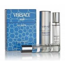 """Versace """"Versace Man Eau Fraiche"""", 3х20 ml"""
