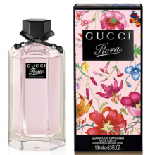 "Туалетная вода Gucci ""Flora By Gucci Gorgeous Gardenia Limited Edition"", 100 ml"