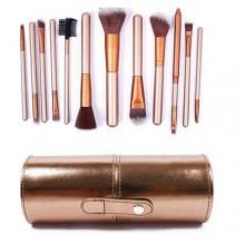 Набор кисточек для макияжа Urban Decay Naked 2 Gold, 12 шт.