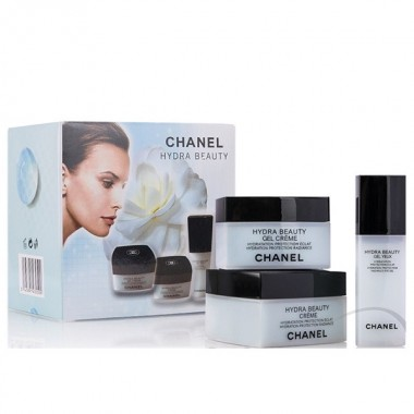 Набор кремов Chanel Precision Ultra Correction Lift, 3 в 1