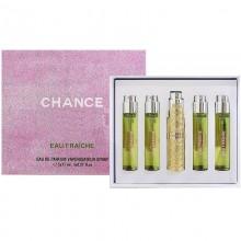 "Подарочный набор Chanel ""Chance Eau Fraiche"", 5x11ml"