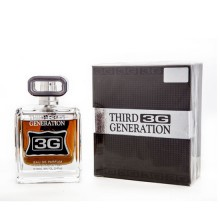 "Парфюмерная вода ""Third 3G Generation"", 100 ml"